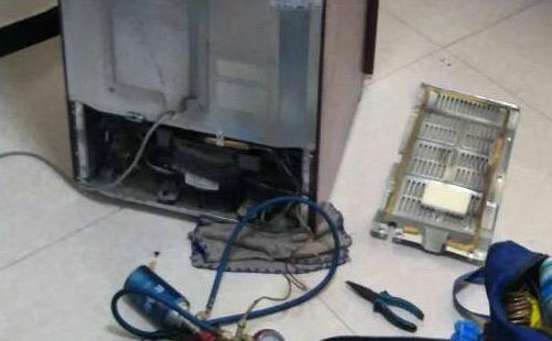 冰箱压缩机怎么工作的