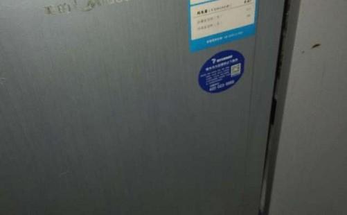 冰箱耗电大