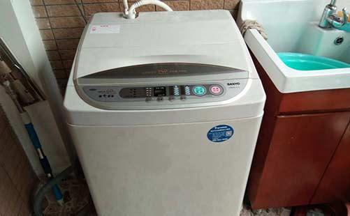 洗衣机常见故障