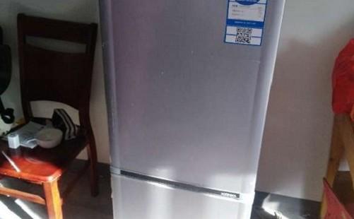 家里的冰箱漏氟
