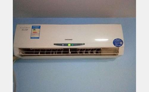 支架固定对窗式空调很关键